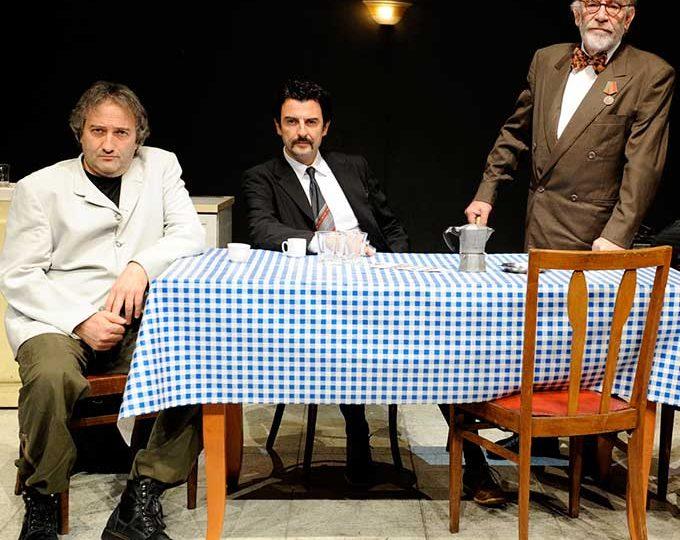 Laudadio, Ianniello, Carpentieri