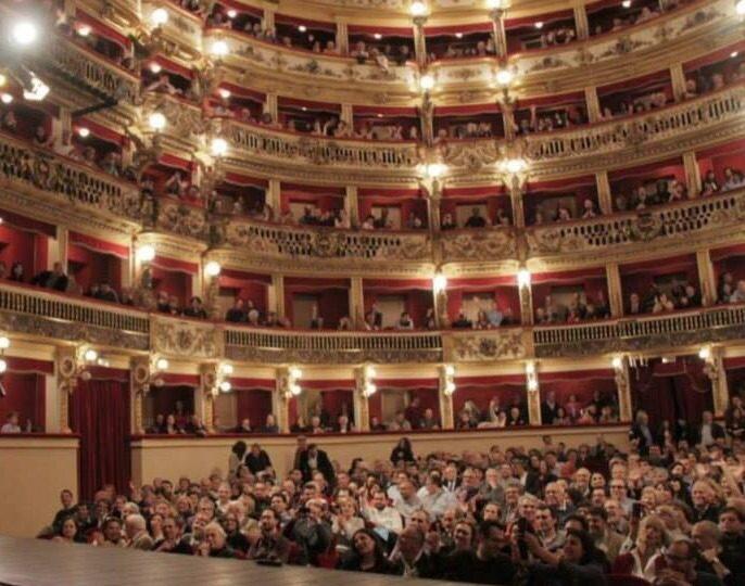 Il teatro Bellini