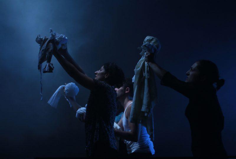 """Kater i Rades, il naufragio"", regia Salvatore Tramacere, foto di Tea Primiterra"