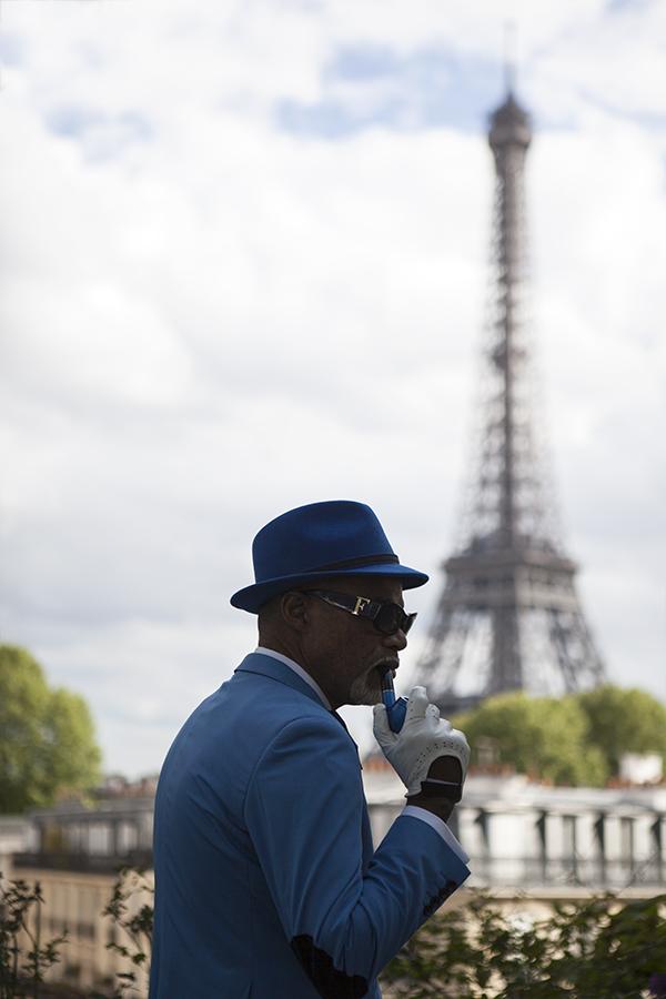 La Sape a Parigi Foto di Kelly Costigliolo