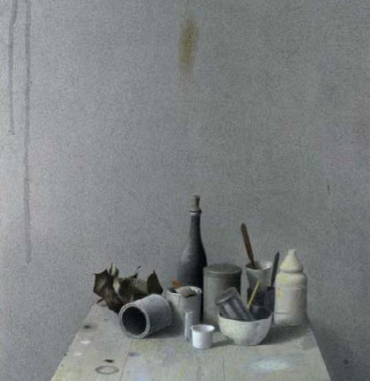 Gianfranco Ferroni, Grande natura morta 1982