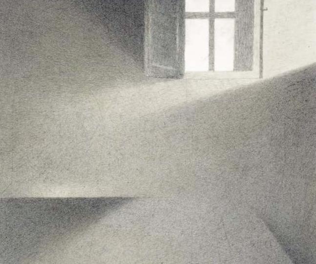 Gianfranco Ferroni, Omaggio a Caravaggio 1991