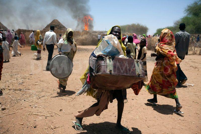 Violenza tribale in Darfur