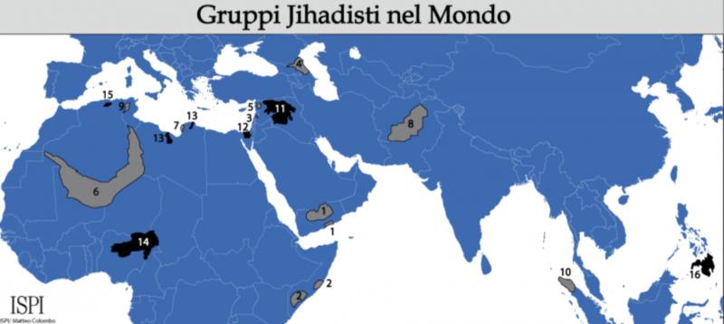 gruppi-jihadisti-nel-mondo