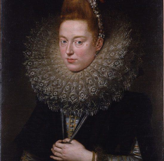Pieter Paul Rubens, Dama delle licnidi (1602)