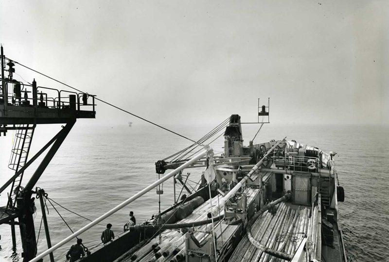 La via del petrolio, Bernardo Bertolucci