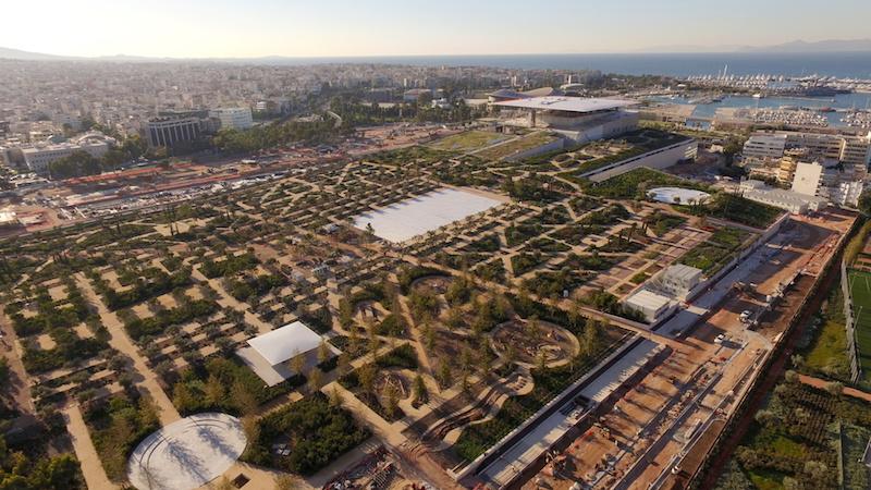 Centro Culturale Stavros Niarchos - Atene