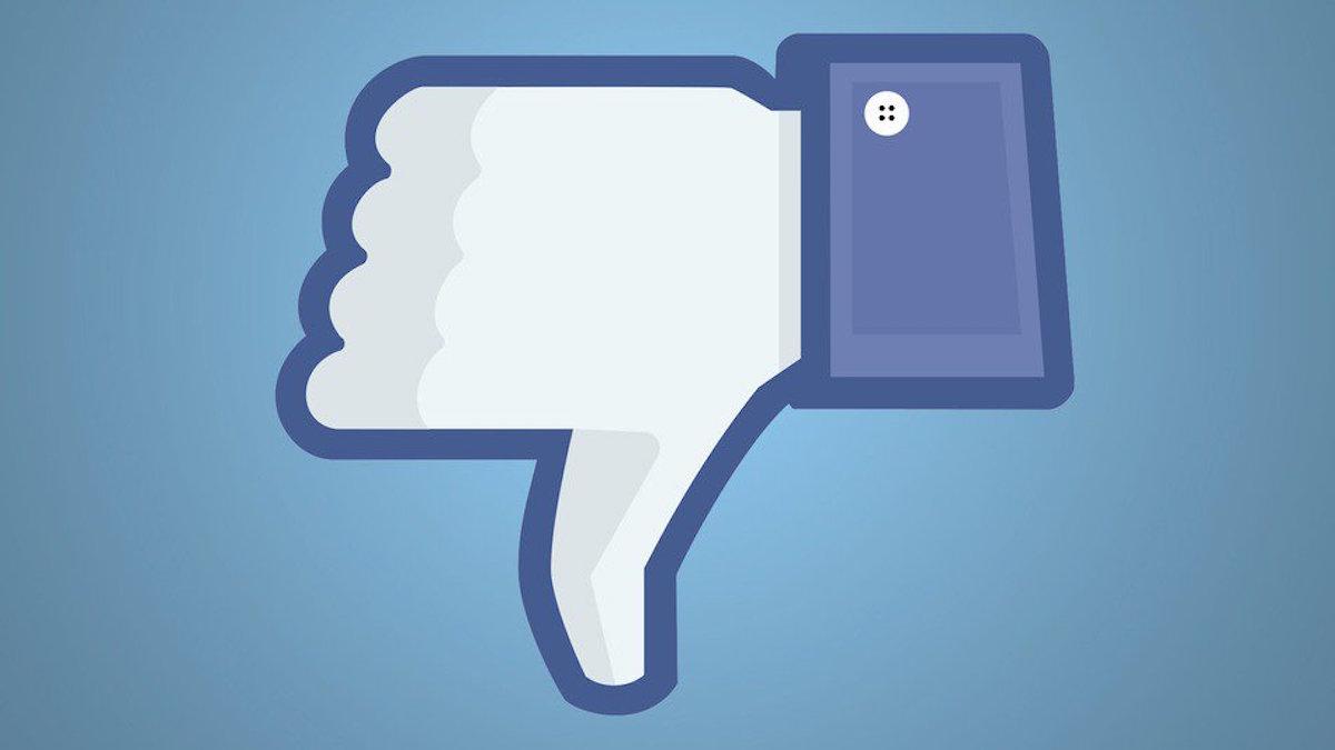 Il lento suicidio degli editori su Facebook