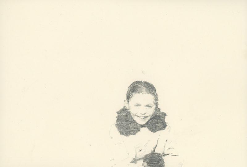 Valentina D'Accardi, FIUME#5, 2015, matita su carta, 35 x 24,5 cm copia