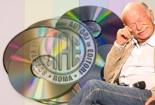 Gino Paoli, eletto presidente Siae a conclusione della fase commissariale
