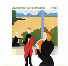 "La cover di ""Another Green World"""