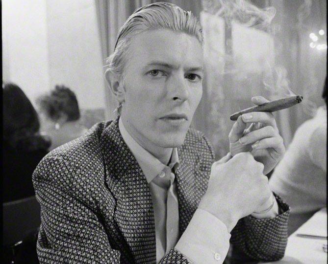 Bowie a Mosca nella primavera del 1976