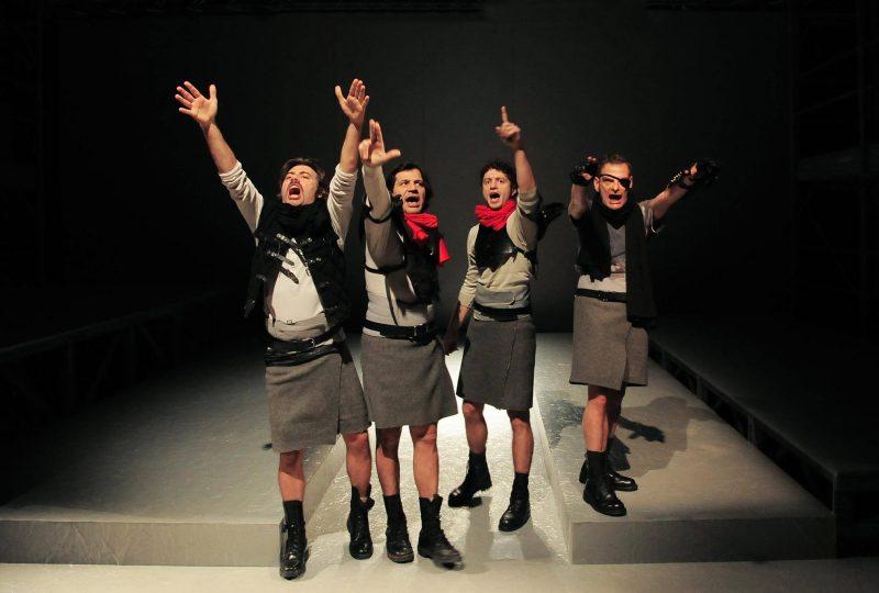 I Furiosi, regia Fabrizio Parenti