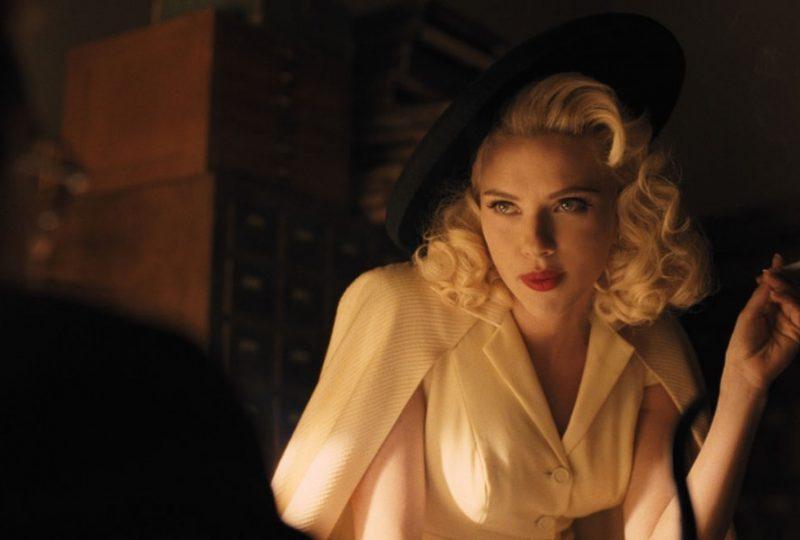 "Scarlett Johansson in ""Ave, Cesare!"" di Joel e Ethan Coen. Universal Pictures International Italy"