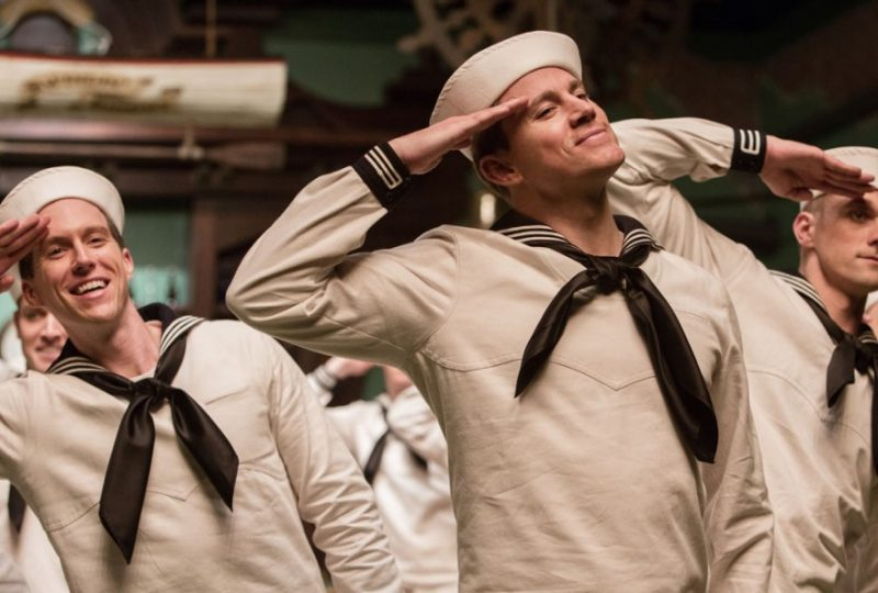"""Channing Tatum in """"Ave, Cesare!"""" di Joel e Ethan Coen. Universal Pictures International Italy"""