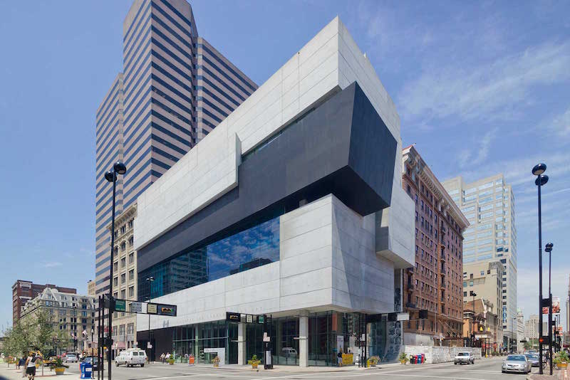 Richard and Lois Rosenthal center for contemporary art