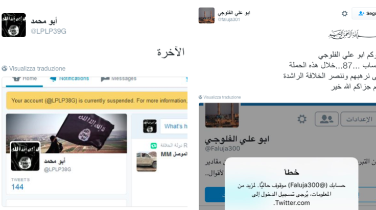 twitter isis