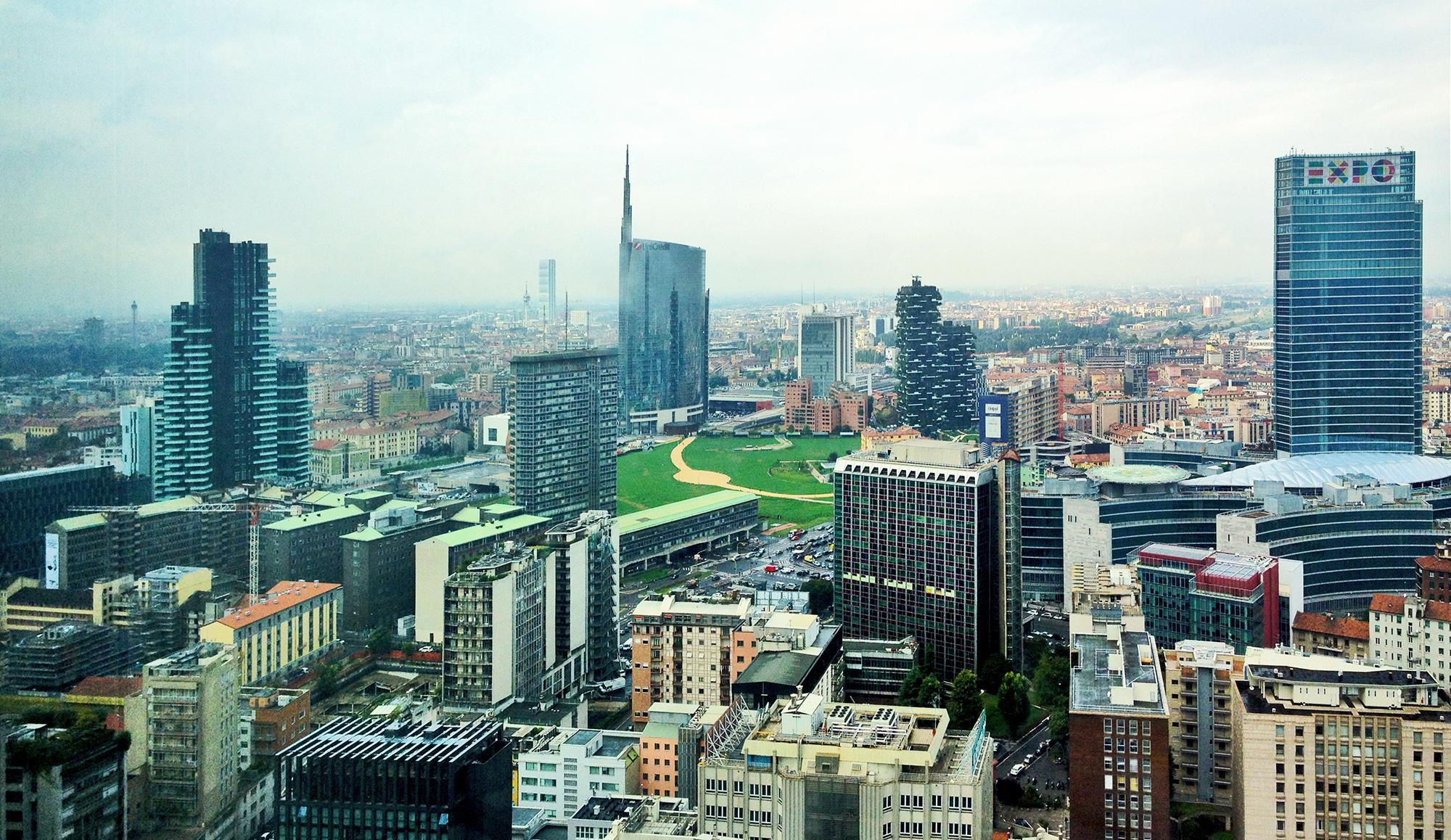 Milano 2016 dopo la citt immaginata da pisapia 1 for Milano 2016