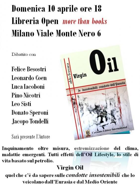 incontro dibattitto open milano 10 aprile 16