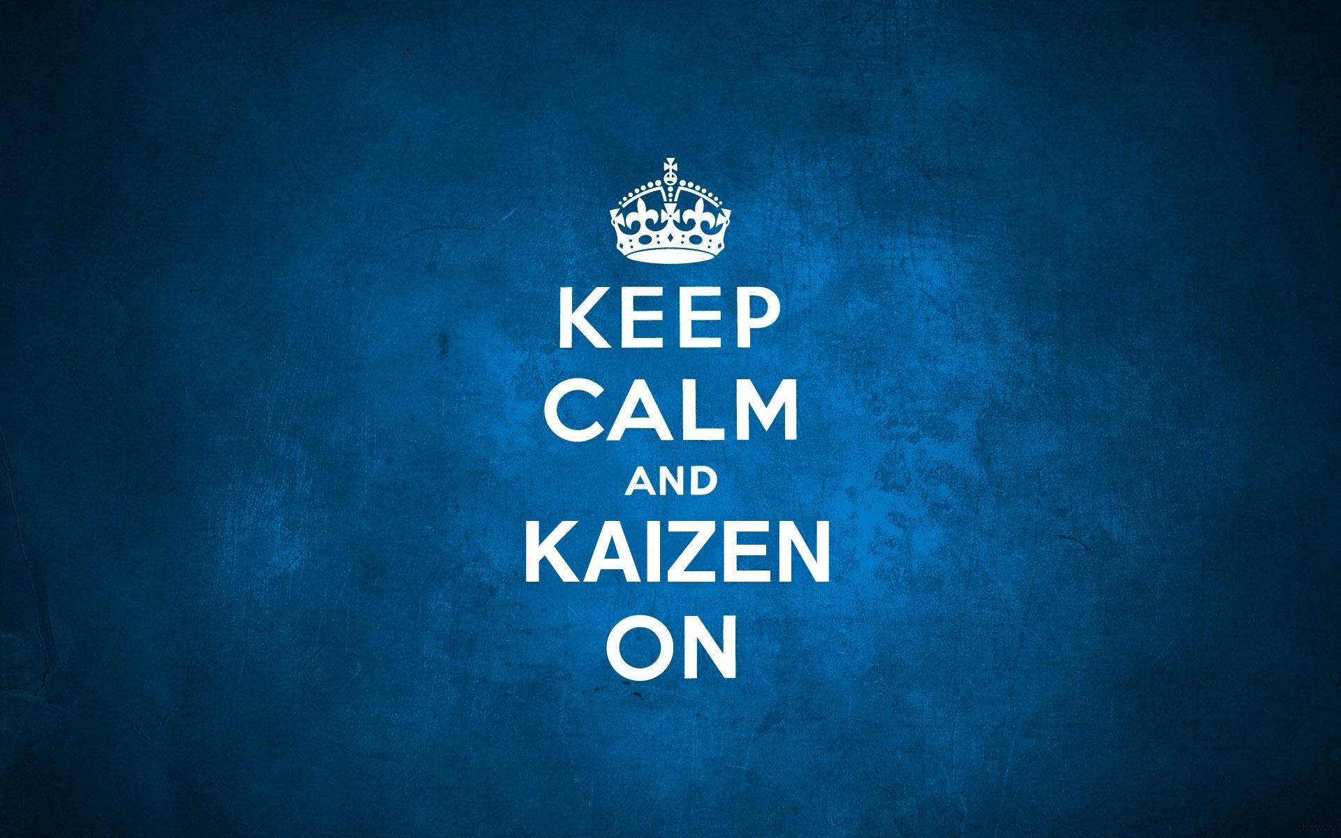 Renzi e il metodo Kaizen
