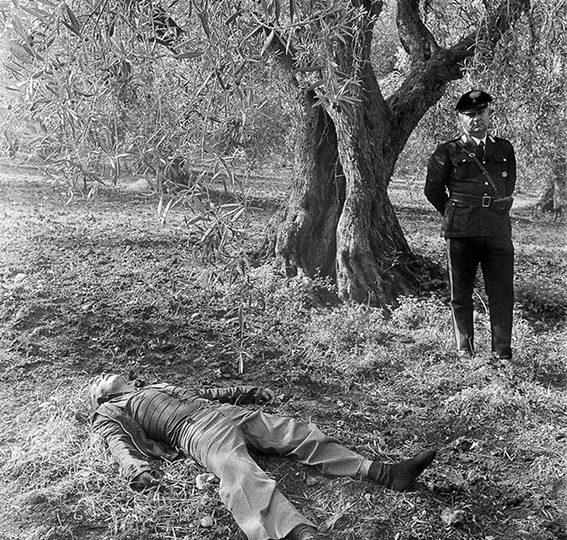 Ucciso dalla mafia Bagheria, 1976 Courtesy Letizia Battaglia