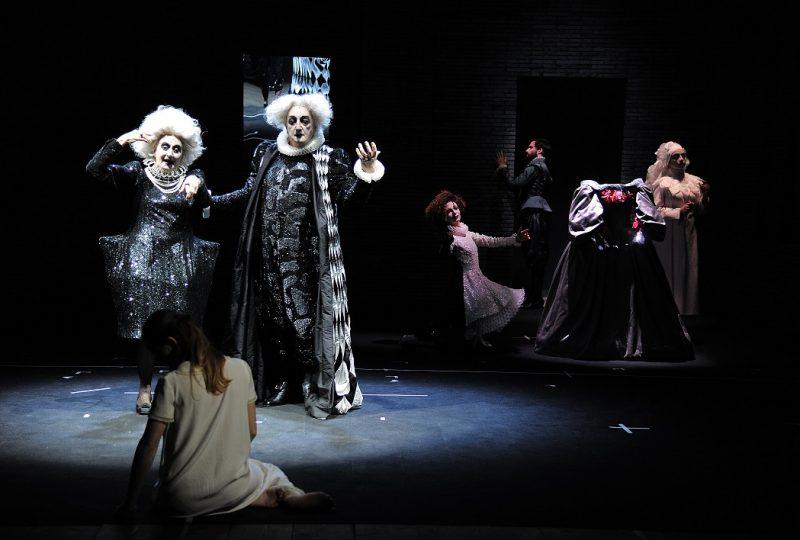 Calderon, regia di Federico Tiezzi, foto di Achille Le Pera