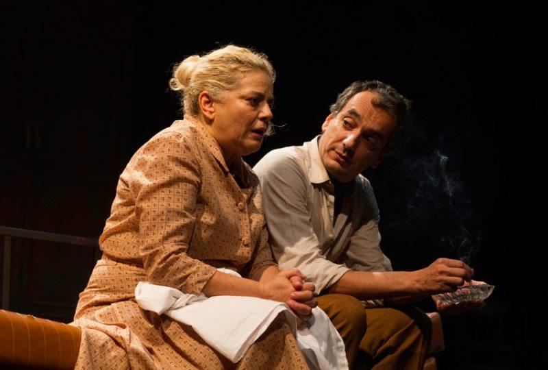 Silvia Marigliano e Arturo Cirillo, foto Lalla Pozzo