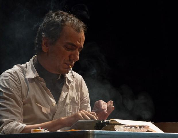 Arturo Cirillo, foto di Laila Pozzo