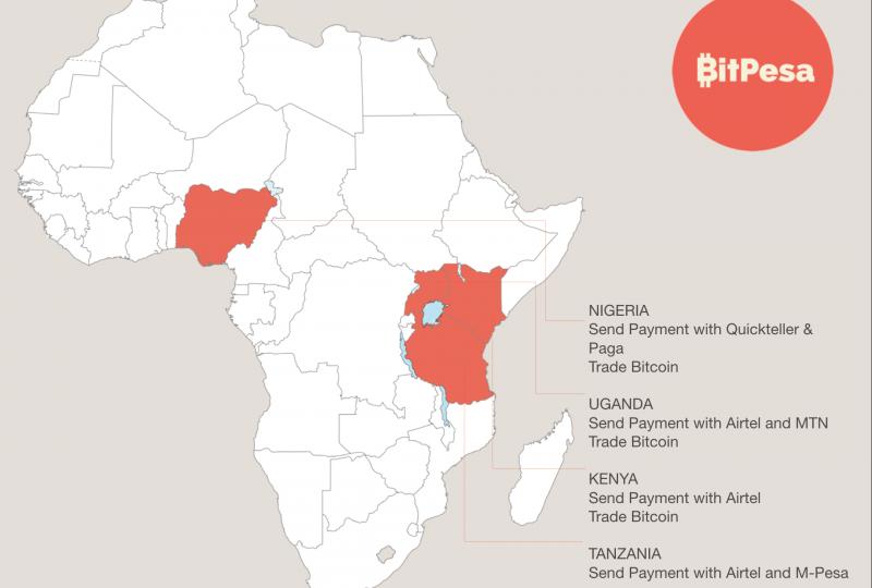 BitPesa in Africa