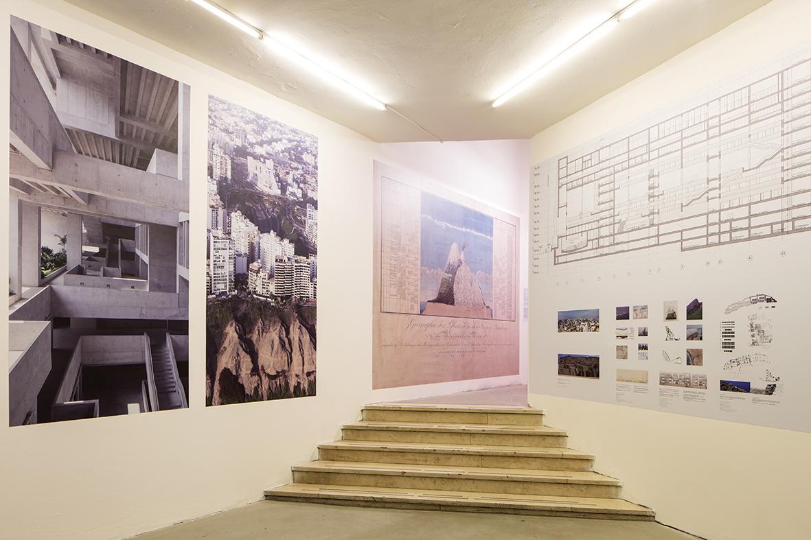 Grafton Architects: UTEC University, Perú - 15. Mostra Internazionale di Architettura di Venezia - Foto: Francesco Galli - Courtesy: La Biennale di Venezia