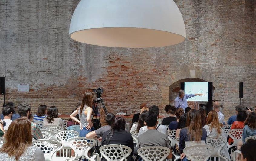 Biennale Sessions: Abadir/Manuel Aires Mateus - 15. Mostra Internazionale di Architettura di Venezia - Foto: Chiara Negri - Courtesy: Abadir Accademia di Design e Arti visive