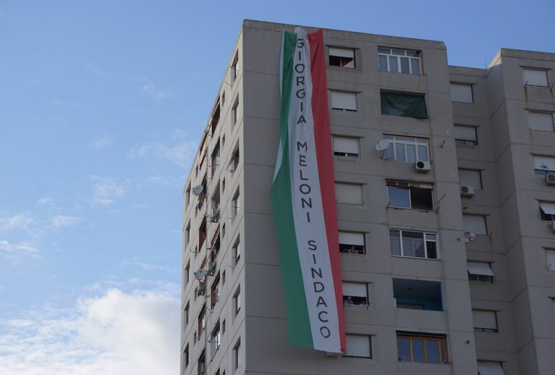 giorgia meloni sindaco