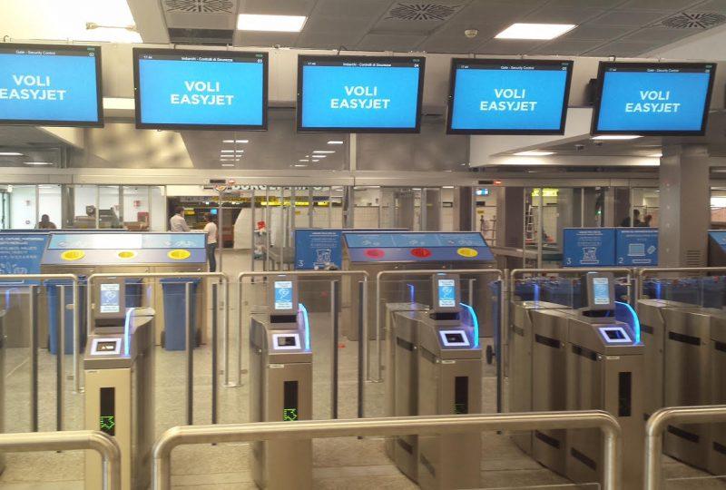 terminal 2 malpensa easyjet
