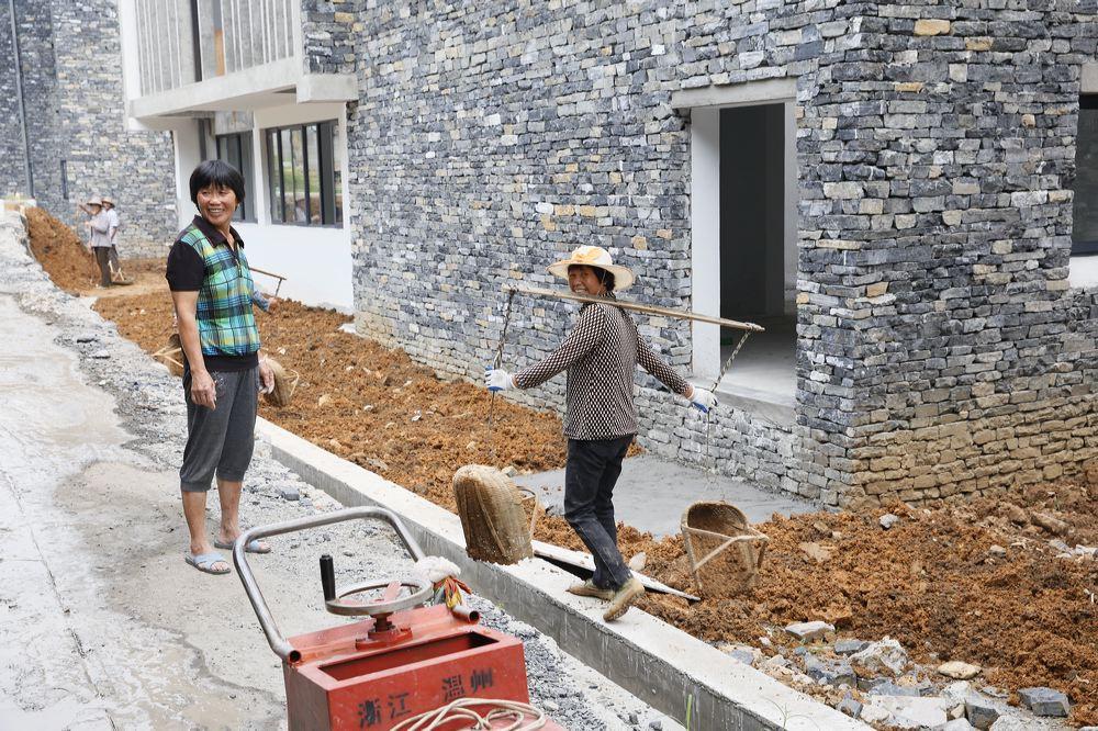 Amateur Architecture Studio: Renovation of Wencun village, China - 15. Mostra Internazionale di Architettura di Venezia - Foto: Iwan Baan - Courtesy: La Biennale di Venezia