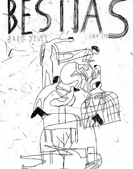 Bestias, la locandina