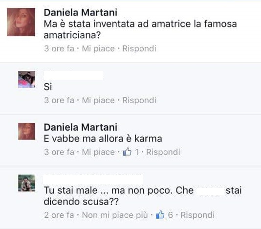 Daniela-Martani-amatriciana-terremoto-facebook