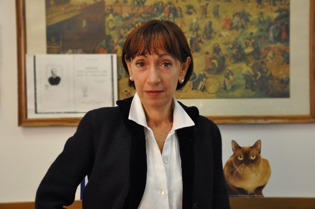 Isabella Merzagora docente di Criminologia all'Università di Milano