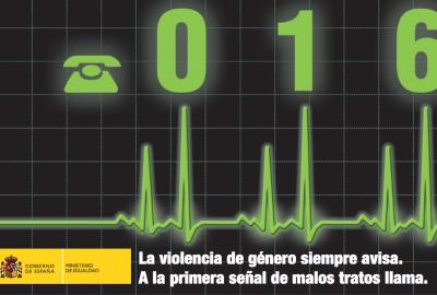 Campagna del governo spagnolo contro la violenza di genere