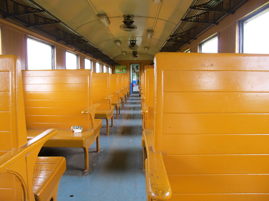 The train to river Kwai