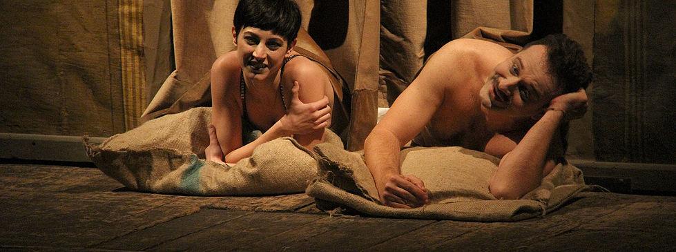 Gl'Innamorati, di Carlo Goldoni, regia Gianpiero Borgia