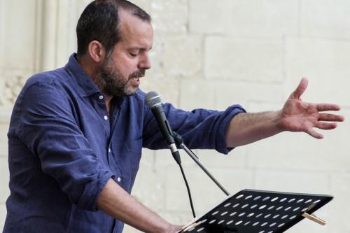 Mario Perrotta, foto Luigi Burroni