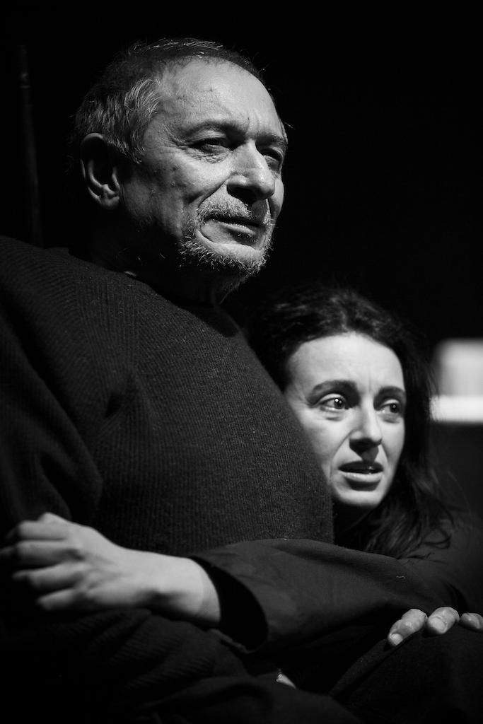 Sandro Garzella e Francesca Mainetti