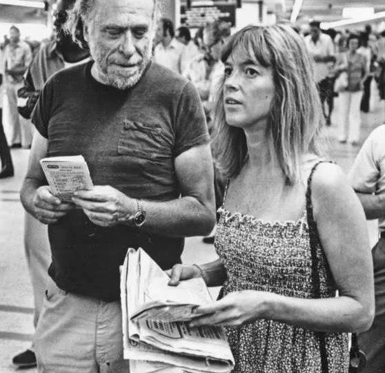 Charles-Bukowski-y-Linda-King
