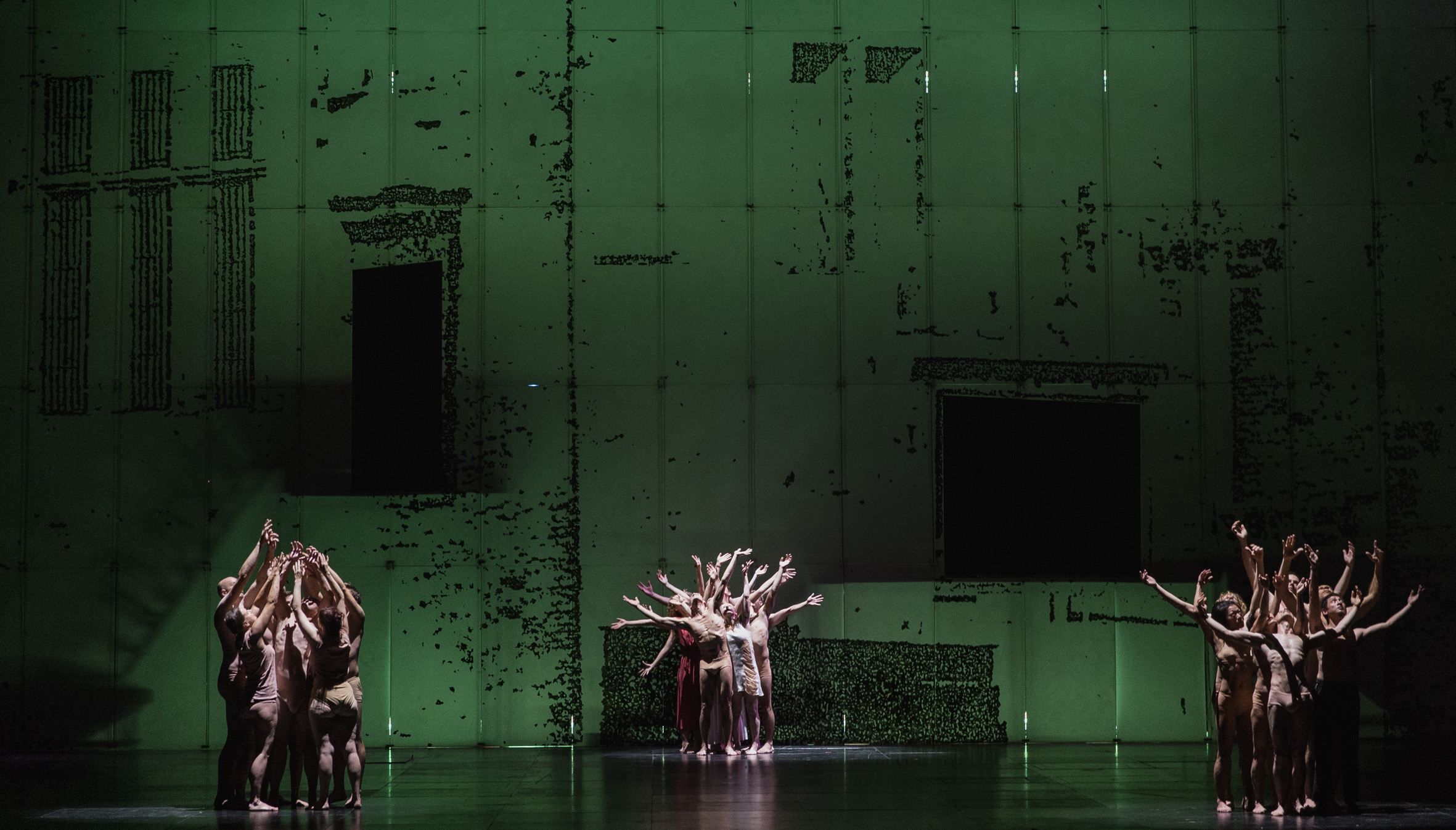 Dido&Aeneas, coreografia e regia di Sasha Waltz, Ryasuko Kageyama