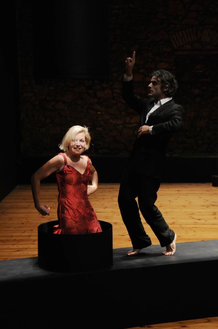 Amor, regia di Theodoros Terzopoulos, ph di Johanna Weber