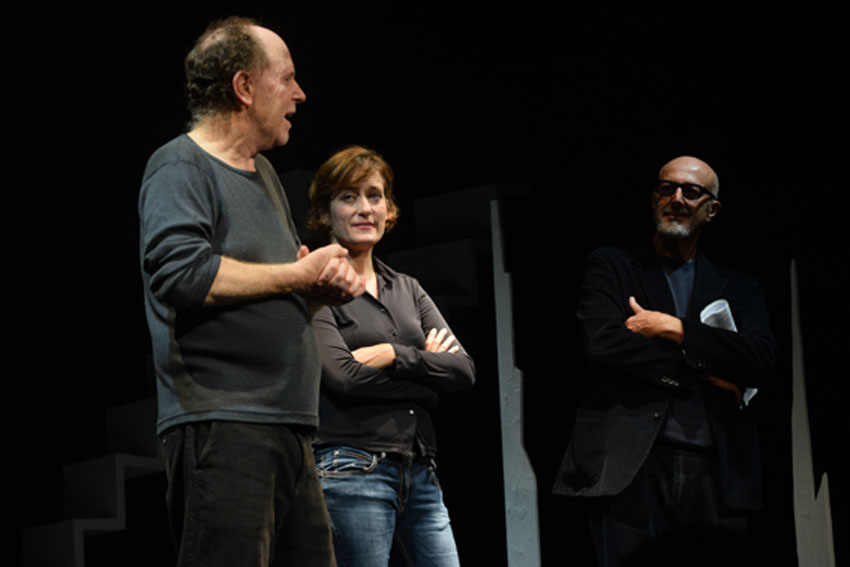 Manfridi, Jensen e Micci in Ti amo Maria (in jazz)