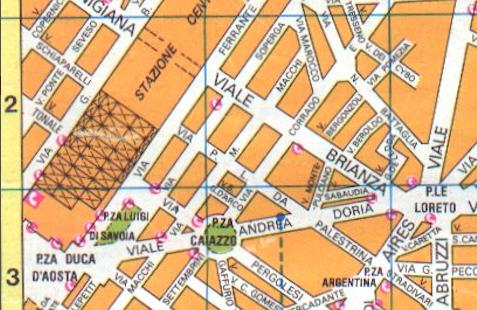 R.I.P. - mappa cabina - Moronauta
