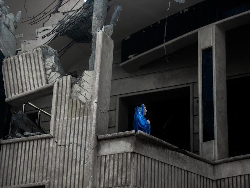 Qaraqosh, Iraq, gen/feb 2017 (foto di Irene Costantini)