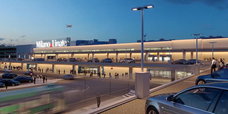 Il rifacimento dell'aeroporto vedrà Sea impegnata con investimenti fino al 2022.