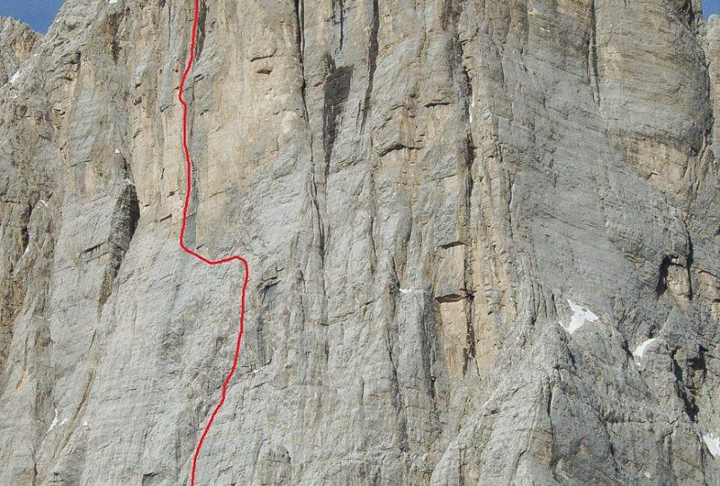 La parte mediana e superiore della via Casarotto, Cogato, Albiero sulla Ovest della Busazza